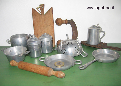 Vecchi oggetti della gobba cascina gobba for Regalo oggetti vecchi