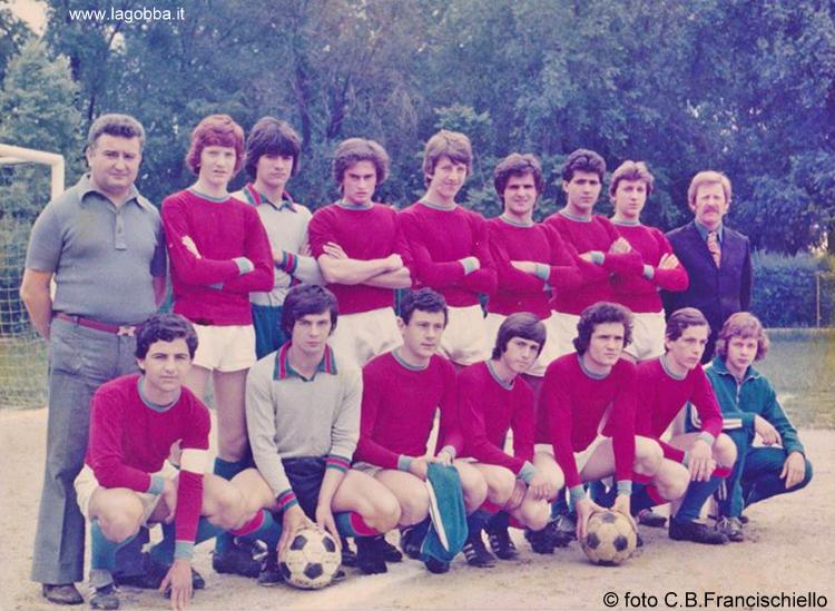 Squadra campioni Milanesi, stagione sportiva 1975/76