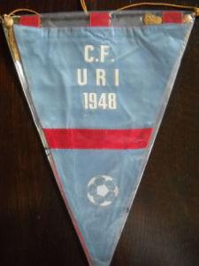 Scudetto del CF URI degli anni '70