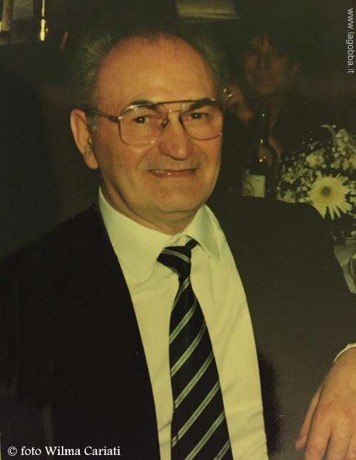 Carlo Cariati negli anni '90